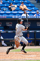 April 25 2010: Jeremy Farrell (17) of the Bradenton Marauders during a game vs. the St. Lucie Mets  at Digital Domain Park in Port St. Lucie, Florida. St. Lucie, the Florida State League High-A affiliate of the New York Mets, won the game against Bradenton, affiliate of the Pittsburgh Pirates, by the score of 5-4  Photo By Scott Jontes/Four Seam Images