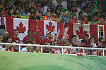 Canada loses 41 - 40 to Australia in wheelchair rugby actionin Beijing during the Paralympic Games, Monday, Sept., 15, 2008. THE CANADIAN PRESS  CPC/Mike Ridewood