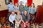 Mairead O'Leary from Millstreet celebrating her 70th birthday in the Grand Hotel on Sunday.<br /> Seated l to r: Carrie, Mairead and Con O'Leary.<br /> Back l to r: Neill, Mary, Tim and Kathleen O'Leary, Jade Mulcahy.