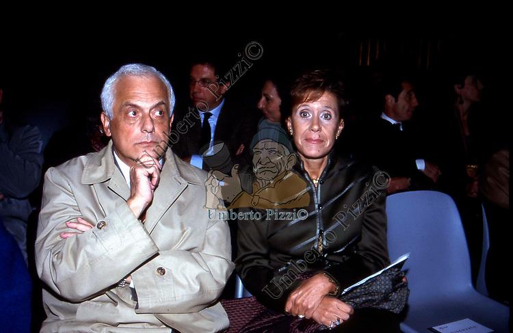 SERATA PURGATORIO AL PAMTHEON ROMA 2001