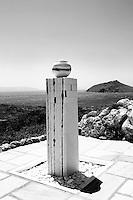 decorative marble column