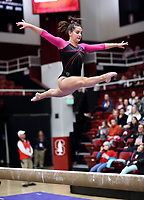 Stanford Gymnastics W vs Washington, February 1, 2019