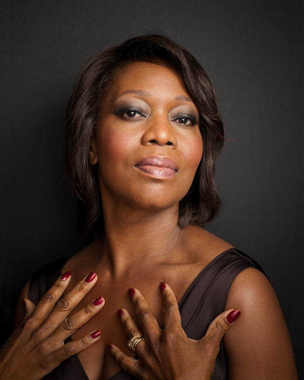 Alfre Woodard photographed for The Creative Coalition at Haven House in Beverly Hills, California on February 18, 2009