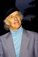 File Photo circa 1993 - Gilles Vigneault