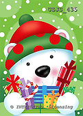 Janet, CHRISTMAS ANIMALS, paintings+++++,USJS435,#xa# Weihnachten, Navidad, illustrations, pinturas