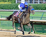 June 26, 2021: Maxfield, trained by Brendan Walsh and ridden by Jose Ortiz, wins the G2 Stephen Foster S. at Churchill Downs in Louisville, Kentucky on June 26 2021. Jessica Morgan/Eclipse Sportswire.