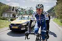 Dan Martin (IRE/Quickstep Floors)<br /> <br /> 81st La Flèche Wallonne (1.UWT)<br /> One Day Race: Binche › Huy (200.5km)