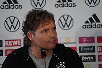 Co-Trainer/Assistenztrainer Marcus Sorg (Deutschland Germany),  - Stuttgart 30.08.2021: Pressekonferenz der Deutschen Nationalmannschaft, Waldau Park Stuttgart