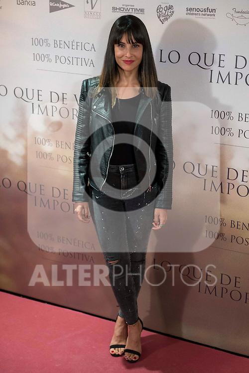 "Antonio Velazquez attends to the premiere of the film ""Lo que de verdad importa"" in Madrid, Spain. February 15, 2017. (ALTERPHOTOS/BorjaB.Hojas)"