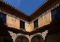"""Barock-Palast """"Palacio de Guevara""""  in Lorca,  Provinz Murcia, Spanien, Europa"""