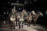 Terracotta Warriors. Xi'an. China