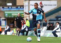 Matt Phillips of Wycombe Wanderers in action during Wycombe Wanderers vs Colchester United, Coca Cola League Division One Football at Adams Park on 17th October 2009