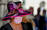 January 23, 2021: Scenes from around the racetrack during the Pegasus World Cup Invitational Day at Gulfstream Park in Hallandale Beach, Florida. Scott Serio/Eclipse Sportswire/CSM