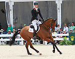 01 May 2011. Neuf Des Coeurs and William Fox-Pitt.