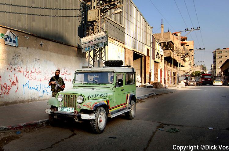photo: ©Dick Vos.Gaza, 29-05-2006..Gaza(city).