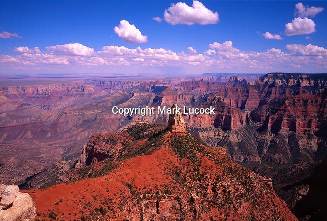 Mount Hayden, Grand Canyon North Rim