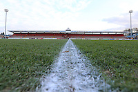 General view of the ground during Stevenage vs Doncaster Rovers, Sky Bet EFL League 2 Football at the Lamex Stadium on 3rd December 2016