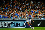 Martin Olsson of Blackburn Rovers in action against Kitchee FC during the Asia Trophy pre-season friendly match at the Hong Kong Stadium on July 30, 2011 in So Kon Po, Hong Kong. Photo by Victor Fraile / The Power of Sport Images