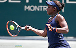 April 6, 2016:  Sloane Stephens (USA) defeated Daria Kasatkina (RUS) 6-4, 6-3, at the Volvo Car Open being played at Family Circle Tennis Center in Charleston, South Carolina.  ©Leslie Billman/Tennisclix/Cal Sport Media