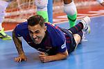 League LNFS 2018/2019.<br /> Play Off. Game: 5.<br /> FC Barcelona Lassa vs El Pozo Murcia: 3-2.<br /> Aicardo.