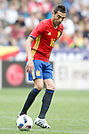 Spain's Bruno Soriano during friendly match. June 1,2016.(ALTERPHOTOS/Acero)