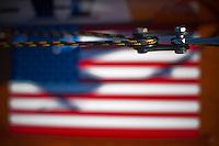 Steering Pully, American Flag