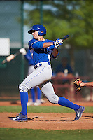 Kansas City Royals Logan Gray (21) during an Instructional League game against the Cleveland Indians on October 11, 2016 at the Cleveland Indians Player Development Complex in Goodyear, Arizona.  (Mike Janes/Four Seam Images)