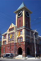 New Bern, NC, North Carolina, City Hall in downtown New Bern