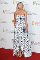 Helen George<br /> in the winners room at the 2016 BAFTA TV Awards, Royal Festival Hall, London<br /> <br /> <br /> ©Ash Knotek  D3115 8/05/2016