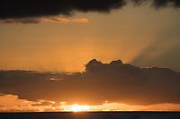 clouds, Kauai, Hawaii