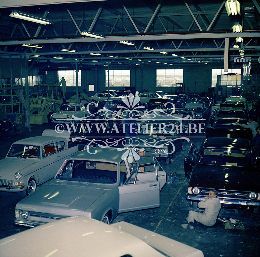 Februari 1967. Ford.