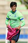 Getafe CF's Jose Juan Macias during training session. September 1,2021.(ALTERPHOTOS/Acero)