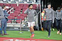 Mohamed Salah of Liverpool during West Ham United vs Liverpool, Premier League Football at The London Stadium on 4th February 2019