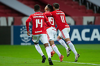 30th May 2021; Beira-Rio, Porto Alegre, Brazil; Brazilian Serie A, Internacional versus Sport Recife; Rodrigo Lindoso of Internacional celebrates his goal in the 44th minute 2-0