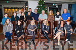 The Tobin clan from Tralee enjoying their festive get together in the Ashe Hotel on Sunday evening.<br /> Seated l to r: Fiona Curran, Emer Tobin, Karen O'Carroll and Helen Tobin.