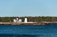 Prospect Harbor Lighthouse, Corea, Maine