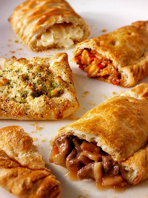 Traditional Cornish food photos