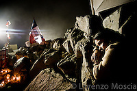 Coverage of miners trapped in North of Chile