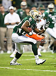 Baylor Bears running back Jay Finley (23) in action during the 2010 Texas  Bowl football game between the Illinois  Fighting Illini and the Baylor Bears at the Reliant Stadium in Houston, Tx. Illinois defeats Baylor 38 to 14....