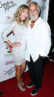 BEVERLY HILLS, CA, USA - SEPTEMBER 13: Shelby Chong and Tommy Chong arrive at the Brent Shapiro Foundation For Alcohol And Drug Awareness' Annual 'Summer Spectacular Under The Stars' 2014 held at a Private Residence on September 13, 2014 in Beverly Hills, California, United States. (Photo by Xavier Collin/Celebrity Monitor)
