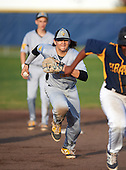 Lakewood Spartans shortstop Bo Bichette (19) during a game against the Boca Ciega Pirates at Boca Ciega High School on March 2, 2016 in St. Petersburg, Florida.  (Copyright Mike Janes Photography)