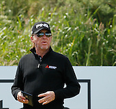 Miguel Angel JIMENEZ (ESP) during round two of the 2016 Aberdeen Asset Management Scottish Open played at Castle Stuart Golf Golf Links from 7th to 10th July 2016: Picture Stuart Adams, www.golftourimages.com: 08/07/2016