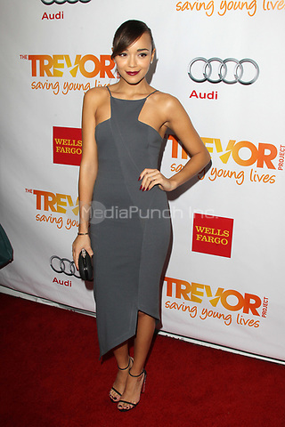 LOS ANGELES, CA - DECEMBER 02: Ashley Madekwe at 'Trevor Live' honoring Katy Perry and Audi of America for The Trevor Project held at The Hollywood Palladium on December 2, 2012 in Los Angeles, California. Credit: mpi21/MediaPunch Inc.