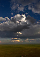 Pueblo County summer sky. Aug 2014. 811853