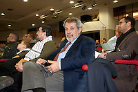 Convegno UCOII , comunità islamiche in Italia, Hamza Roberto Piccardo, fondatore UCOII