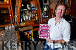 Tom McCarthy of McCarthys Bar, Castleisland anticipating reopening the bar in August