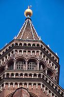 Italien, Lombardei, Dom in Cremona