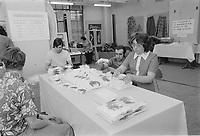Artisanat ,  11 Mars 1973<br /> PHOTO :   Agence Quebec Presse - Alain Renaud
