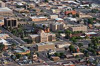 Pueblo Colorado downtown. July 2014