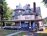 The Christmas House.361 Maple Ave.Elmira, NY